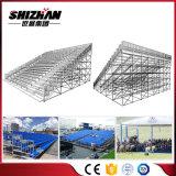 중국 공급 Bleacher 의자 경기장은 체조를 위해 적당하에 또는 연설 또는 곡마 또는 연주회 자리를 준다