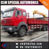 Northbenz 6X4 12ton 14ton Rear Loader Crane Truck