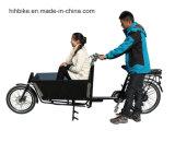 Langes Größen-Fahrrad mit Kind-Sitz