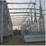 Peb Stahlkonstruktion für Lager, Werkstatt, Stahlgebäude
