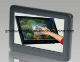 Toque monitor de 7 pulgadas USB con retroiluminación LED de visualización ampliada