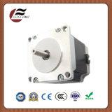 motor de escalonamiento bifásico de 1.8-Deg NEMA34 86*86m m para la maquinaria de costura del CNC
