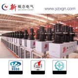 VacuümStroomonderbreker van de Hoogspanning van de Actie van het Systeem van de distributie de Permanente Magnetische Snelle