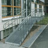 Мостк Haoyuan стальной Grating для люди с ограниченными возможностями Serires одного