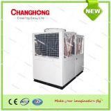 Condicionamento de ar modular da central dos refrigeradores da água da fonte de ar