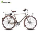 Vélo électrique de ville de la qualité 700c/rétro bicyclette/vélo de cru à vendre