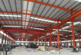 Pakhuis en de Workshop van de Structuur van het Staal van China het Professionele Standaard
