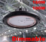 5 anos preço três da garantia de bom em um dispositivo elétrico claro do baixo louro elevado do diodo emissor de luz de Dimmable da resistência da função de escurecimento 1-10V PWM
