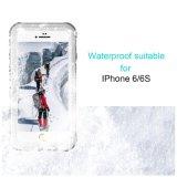 Caja impermeable del teléfono móvil de la cubierta completa 2017 para el iPhone 6/6s
