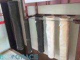 Bolsos de filtro de la fibra de vidrio de los bolsos de filtro del colector de polvo PTFE
