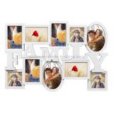Marco casero multi plástico de la foto de familia del cuadro del injerto de la decoración de Openning