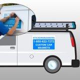 De hoogste Populaire Verwijderbare Waterdichte Sticker van de Magneet van de Auto