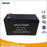 Personalizando baterias acidificadas ao chumbo recarregáveis do logotipo 12V 7ah para o UPS