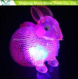LEIDENE Lignt op het Sensorische Stuk speelgoed van de Stekelige Bal van het Konijn van de Kogelvis