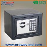 Coffre-fort électronique de Digitals de cadre de sûreté de garantie pour le blocage en acier solide de Deadbolt de double de construction de maison et de bureau