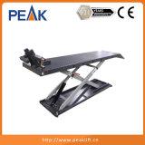A motocicleta do equipamento do auto reparo de China Scissor o fabricante do elevador do carro (MC-600)