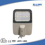 Poder más elevado IP65 luz de calle de la garantía LED de 5 años al aire libre