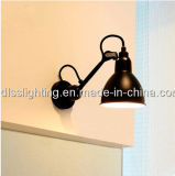 Lâmpada de parede movida simples moderna para a iluminação da sala de visitas