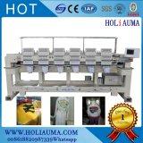 최고 중국 공장 생성 t-셔츠 로고 모자 자수 기계 6 헤드는 자수 기계를 전산화했다