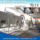 Lavatrice per la pellicola di PP/Plastic che lava riciclando riga