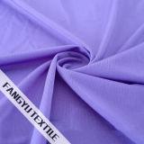 Ventas de las varias telas de acoplamiento elásticos de nylon que hacen punto Weft