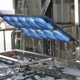 Ativador líquido da impressão de transferência da água para o tanque de mergulho Lyh-Wtpm052-3 com sistema da limpeza