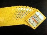 Cartões de jogo de papel relativos à promoção italianos/cartões de jogo feitos sob encomenda do póquer