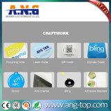 13.56MHz Tag da etiqueta da etiqueta do Hf NFC Ntag215 RFID para o E-Pagamento