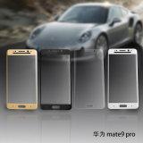 protetor curvado 3D da tela do vidro 9h Tempered para Huawei Mate9 Porsche
