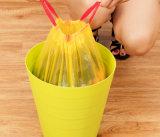 Plastikdrawstring-Beutel für Abfall