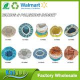 Оптовая изготовленный на заказ Multicolor тапочка синеля тапочки пола человека или женщины