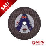 disco abrasivo di taglio della resina del metallo T41 di 230X2.0X22.2mm con En12413