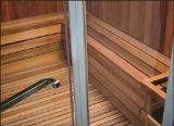 De Gecombineerde Sauna van het project Stoom voor Multi-Person (bij-8652)