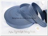 Forte tessitura di nylon nera per la tessile