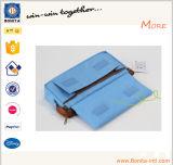 Nuevo bolso del lápiz del estudiante de la cremallera de la buena calidad de la llegada