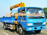8-10tonsペイロードが付いているFAW Dongfengの貨物トラック