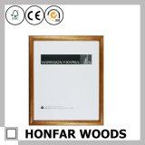 Bâti en bois noir moderne de photo pour la décoration à la maison