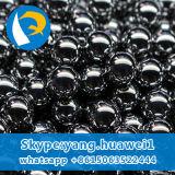 Bola de acero de acero inoxidable 9cr18mo del material 11.5m m de la bola del SUS 440c