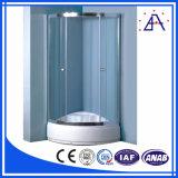 Cadre de porte en aluminium de douche de la qualité 6063-T5