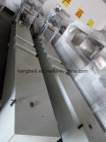 Línea que moldea certificada TUV COMPLETA embaladora decorativa de la carpintería