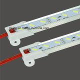 7020 barras ligeras rígidas del LED para el rectángulo de la señalización