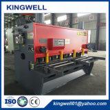 최고 가격 (QC11Y-16X2500)를 가진 유압 단두대 깎는 기계