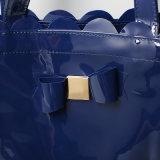 4人のカラー方法甘い弓ゼリーキャンデーの女性のハンドバッグ(A087)