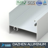 Perfil de alumínio do alumínio da porta deslizante do Casement do indicador de Nigéria da fábrica