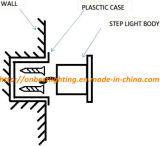 Mini Estilo 2W Paso de luz LED en IP65