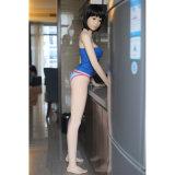 Doll van het Geslacht van de Liefde van het Silicone van het Geslacht van Doll van de Liefde TPE Anaal Japans