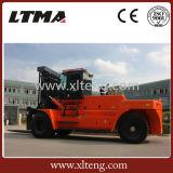 中国製重いフォークリフトフォークリフト30トンのディーゼル