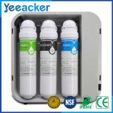 3 Stadiums-Filtration-Wasser-Filter-Maschinen-Pflanze, Filter-Wasser-Systeme