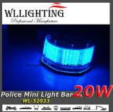 Om de 240 LEIDENE Mini Lichte Staaf van de Politie