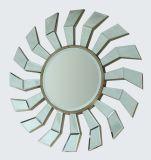 Decorazione della casa dello specchio della parete di vetro dello specchio di Decoraive